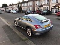 Chrysler Crossfire 3.2 V6 coupe swap sell px