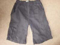 Boys Aged 12 Shorts - individually priced