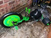 Huffy Green - kids Go-Kart
