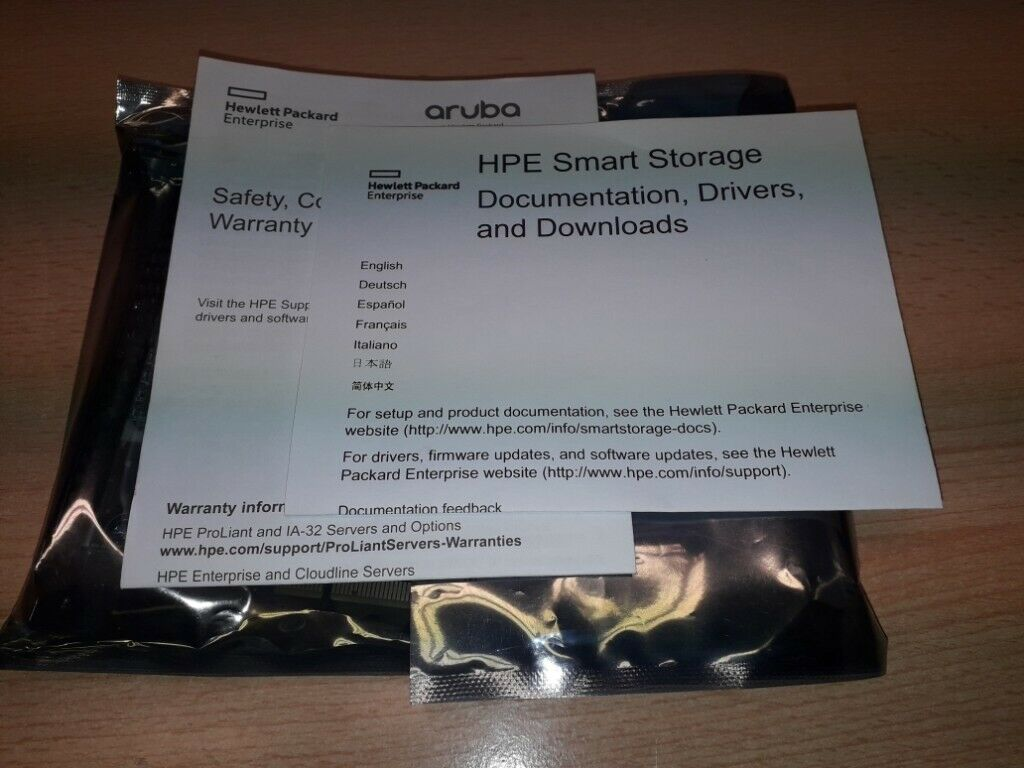 Reduced New HP 726821-b21 HP Smart Array p440/4g Controller | in Caerphilly  | Gumtree