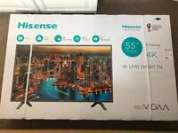 Hisense H55N5700 55 Inch 4K Ultra HD LED TV