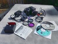 Panasonic FZ100 Bridge Camera - Complete Kit