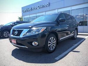 2014 Nissan Pathfinder SL FREE GTA Delivery!