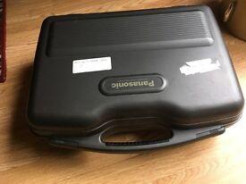 PanasonicNV-MS5B Video Camera with case