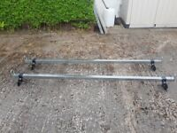 TRANSIT VAN ROOF BARS