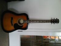 Acoustic guitar Squier (Fender)