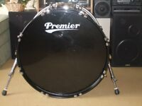 PREMIER OLYMPIC BASS DRUM