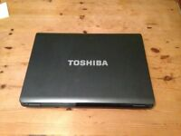 £50 - Toshiba Satellite L350 20F - 320GB HDD, 3GB RAM