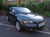 2007 VOLVO V50 D5-SE AUTOMATIC DIESEL ESTATE