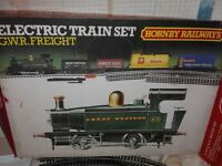 Hornby Electric Freight Train Set
