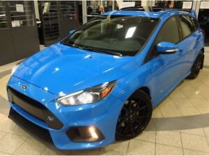 2016 Ford Focus RS *BANC RECARO* 2 SET DE MAGS ET PNEUS!