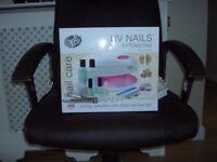 UV Nail extension
