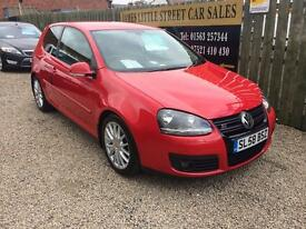 Volkswagen Golf GT Sport 1.4 58 Reg 1 owner full vw service history immaculate finance available