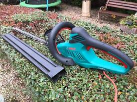 Bosch 60-26 Electric Hedge Trimmers for sale.