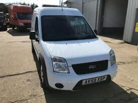 2010 Ford transit connect t230 1.8 tdci TREND, 1 former keeper, Direct from Abel homes ltd