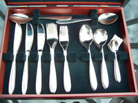 38 piece Cutlery set and storage box