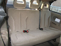 Chrysler Grand Voyager rear bench seat