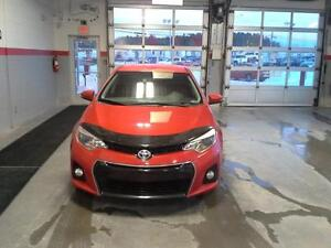 2014 Toyota Corolla S AA Saguenay Saguenay-Lac-Saint-Jean image 3