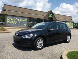 2016 Volkswagen Golf Trendline /HEATED SEATS/BLUETOOTH /MP3/BACK