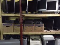 """25 Monitor screens for sale.Dell,Lenovo,samsung,acer screen 15"""",17"""",19"""",20"""",22"""",24"""". Price From £20"""