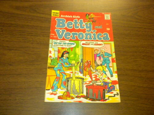 BETTY AND VERONICA #182 Archie