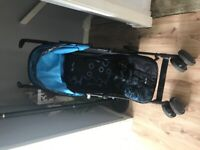 *open to offers* Silvercross Stroller/ Pushchair/ Pram (used condition)