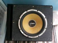 Vibe black air 12inch subwoofer