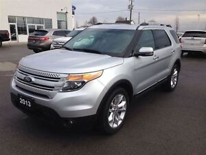 2013 Ford Explorer Limited London Ontario image 8