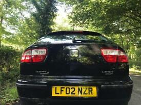 Seat Leon 1.8 Cupra Turbo 5dr