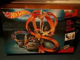 BNIB Hot Wheels Spin Storm