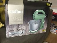 Crofton food mixer £20