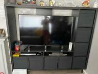 IKEA Lappland Tv stand and unit