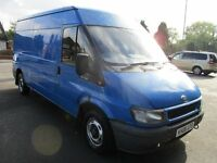 FORD TRANSIT FULL MOT ON SALE LONG WHEEL BASE SEMI HIGH TOP SIDE LOADING DOOR PX-SWAPS
