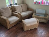 3 Seater Conservatory Furniture
