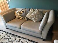 2-seater Homebase sofa