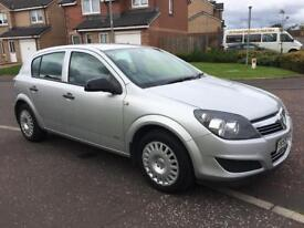 59 Reg Vauxhall Astra 1.4 FULL YEAR MOT Immaculate as Focus Megane Cmax Corsa Fiesta Focus Vectra