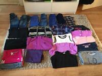 Girls huge bundle age 9-10 River Island, New Look and Next