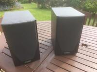 Mission M71i speakers