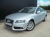 2009 Audi A4 1.8 TFSI SE 4dr MOT July 2017 May PX Finance Available
