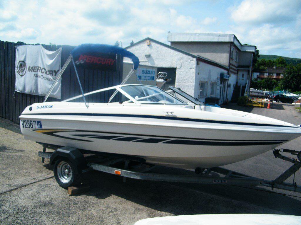 GLASTRON MX 175 sports boat