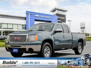 2011 GMC Sierra 1500 SLE SAFETY AND RECONDITIONED