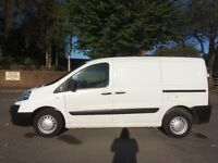 Citroen Dispatch 100 HDI 2008 68,000 miles