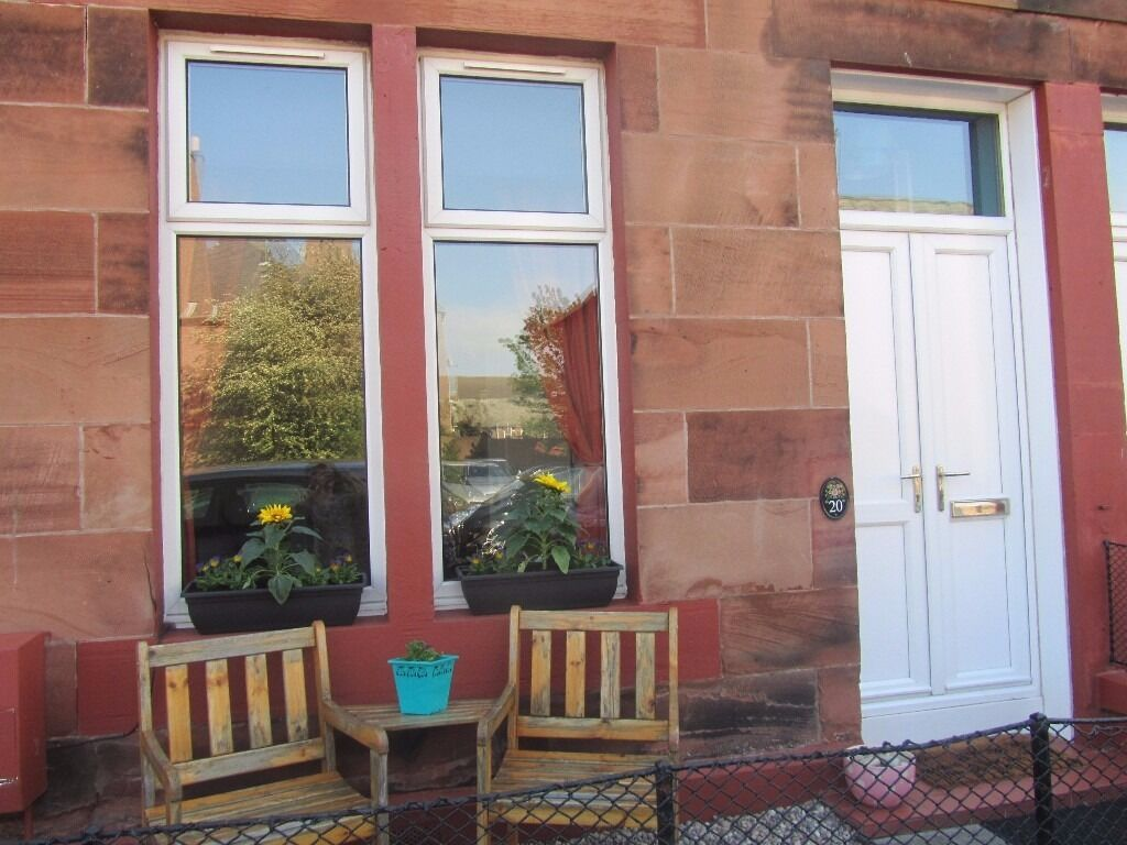 One Bedroom Main Door Flat To Rent In Musselburgh With Private Front