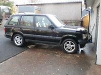 Land Rover, RANGE ROVER, Estate, 2001, Other, 3950 (cc), 5 doors