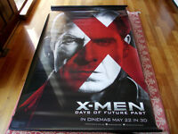 X-Men cinema banners
