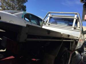 HOLDEN RODEO UTE TRAY BACK SINGLE CAB ALLOY Dandenong South Greater Dandenong Preview