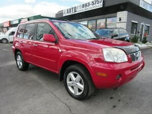2005 Nissan X-Trail LE, AWD, Sunroof (accident free)