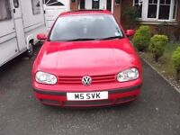 Volkswagen Golf 1.6 spares of repairs