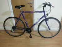 Peugeot Bike with 28 wheel size and 23 inch frame size