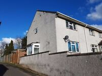 **PIPER PROPERTY DO NOT CHARGE TENANTS FEES**Large unfurnished 2 bedroom house with garden